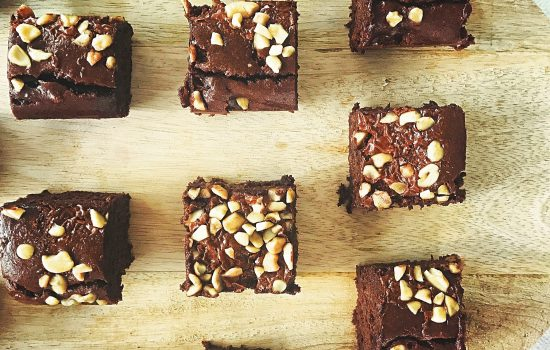 The best grain free chocolate brownies – gluten, wheat, dairy, refined sugar free