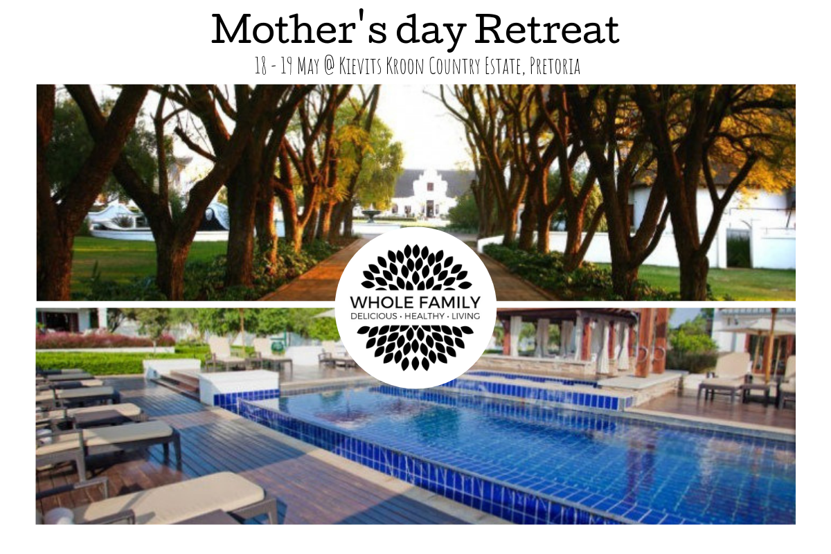 Mother's day Retreat