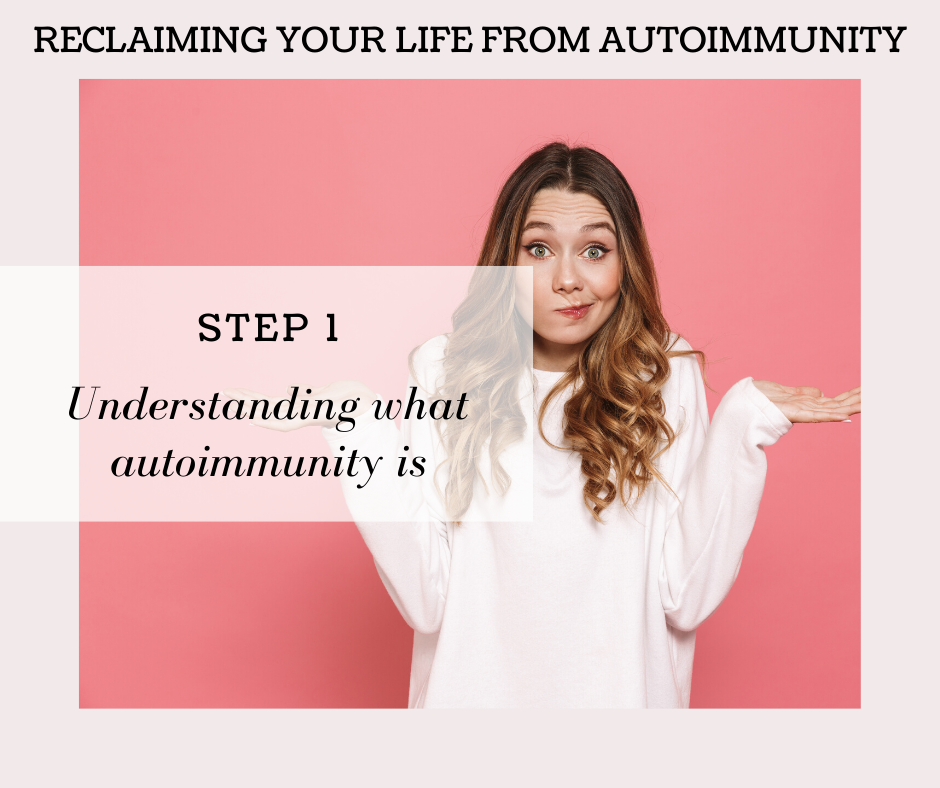 Step 1: Understanding what Autoimmunity is.
