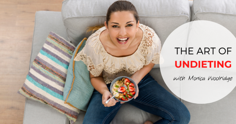 THE ART OF UNDIETING FREE WEBINAR